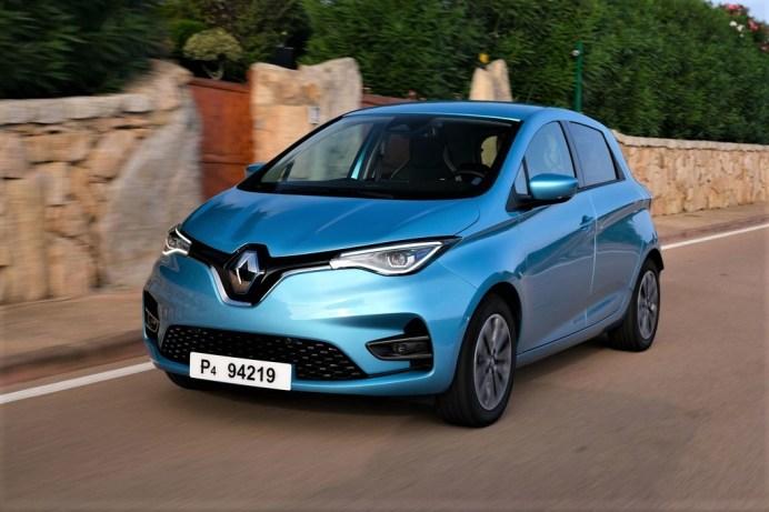 Renault Zoe - das erfolgreichste Elektroauto in Deutschland. © Renault