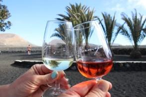 Den Winzern gelingt es, auf dem kargen Boden jährlich 700.000 Liter Wein anzubauen. © Kurt Sohnemann