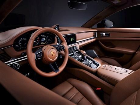 Porsche Panamera 4S E-Hybrid. Foto: Auto-Medienportal.Net/Porsche
