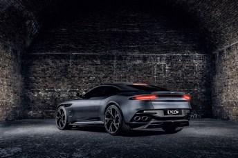 Aston Martin DBS Superleggera 007 Edition. Foto: Auto-Medienportal.Net/Aston Martin