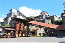Die ehemalige Basalt-Abbaustätte in Enspel bei Hachenburg ist ein einzigartiger Industrie-Erlebnispark in Deutschland. © Sohnemann