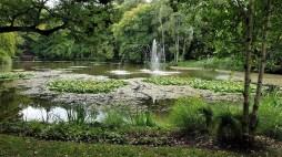 Einst lustwandelten die Könige im Kurpark von Bad Aibling – heute ist er für alle Gäste ein Entspannungsort. © Sohnemann