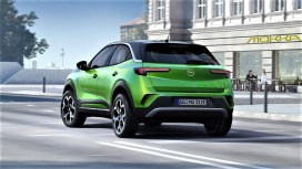Der neue Opel Mokka. © Opel