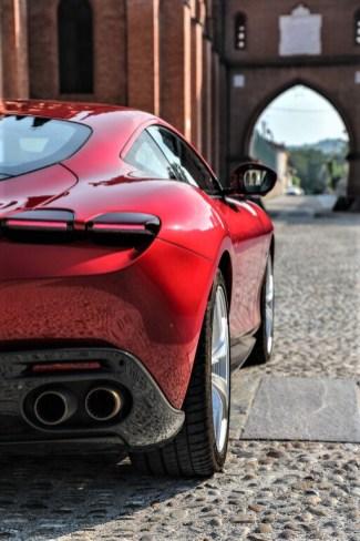 Ferrari Roma. Foto: Auto-Medienportal.Net/Ferrari