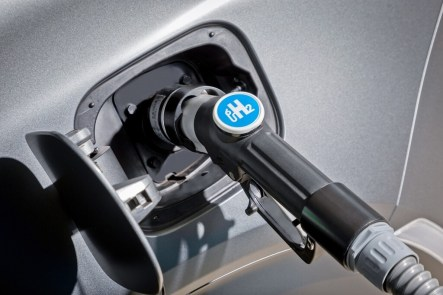 Wasserstoff tanken. Foto: Auto-Medienportal.Net