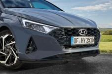 Die Front hat durch das neue Design optisch gewonnen. © Hyundai