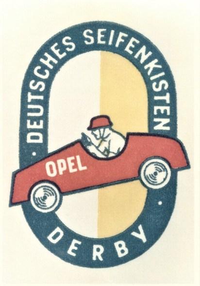Opel unterstützte nicht nur das Seifenkisten-Derby von 1952. Foto: Auto-Medienportal.Net/Opel