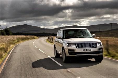 Range Rover D350. Foto: Auto-Medienportal.Net/JLR