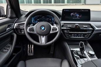 BMW 545e x-Drive . Foto: Auto-Medienportal.Net/BMW