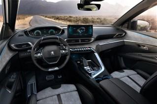 Peugeot 3008 Hybrid4. Foto: Auto-Medienportal.Net