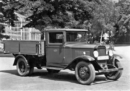 Opel-Blitz (2,0-to) von 1930. Foto: Opel