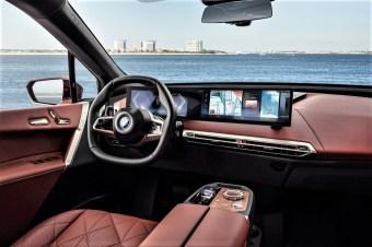 BMW iX. Foto: Auto-Medienportal.Net/BMW