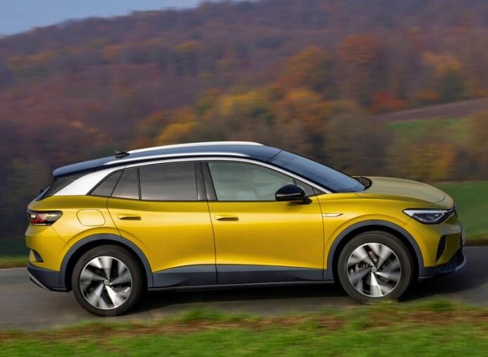 VW ID.4. © Volkswagen