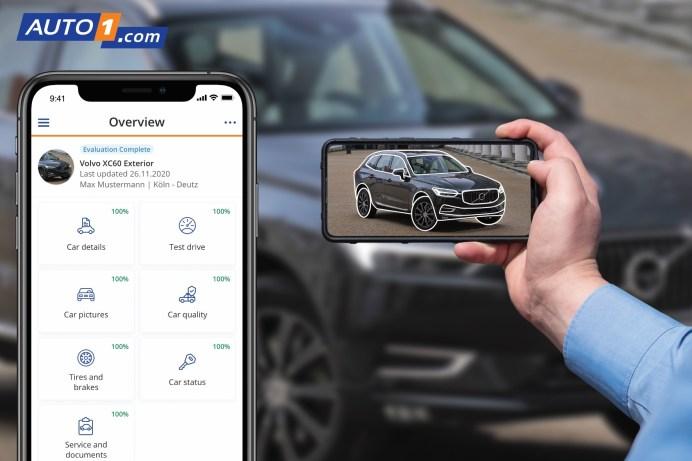 """Volvo greift seinen Kunden mit dem Angebot """"Volvo kauft Ihr Auto"""" jetzt unter die Arme. © Volvo"""