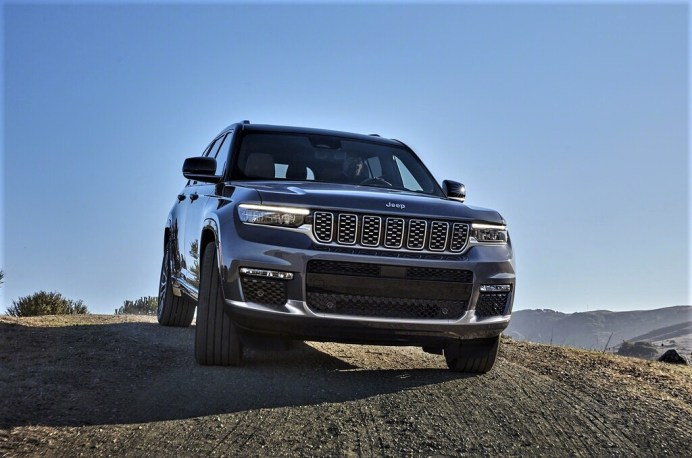 Jeep Grand Cherokee L Summit Reserve. Foto: Auto-Medienportal.Net/FCA
