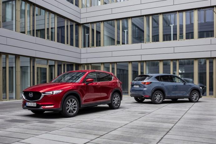 Mazda macht den CX-5 startklar für 2021. © Mazda