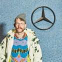 Mercedes-Benz präsentiert Tom Van der Borght auf der MBFW Berlin 2021. © Mercedes-Benz
