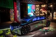Die EQA Kampagne gibt einen ersten Ausblick auf eine völlig neu konzipierte Visualisierung der Submarke Mercedes-EQ und eröffnet die bereits angekündigte Markteinführung neuer EQ Modelle, angeführt vom EQA und gefolgt vom EQS. © Mercedes-Benz