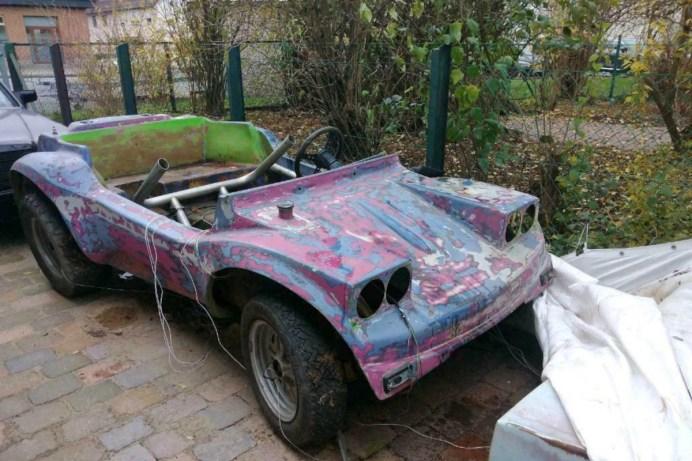 Der ganz und gar unroyal anmutende VW Apal Buggy C mit Käfer-Chassis soll einem deutschen Prinzen gehört haben. © mobile.de