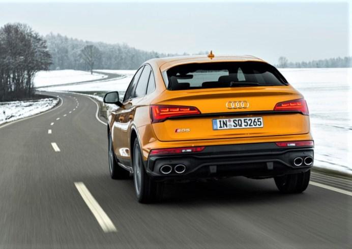 Der Kofferraum der Sportback-Variante fasst mehr als ordentliche 510 bis 1.480 Liter. © Audi