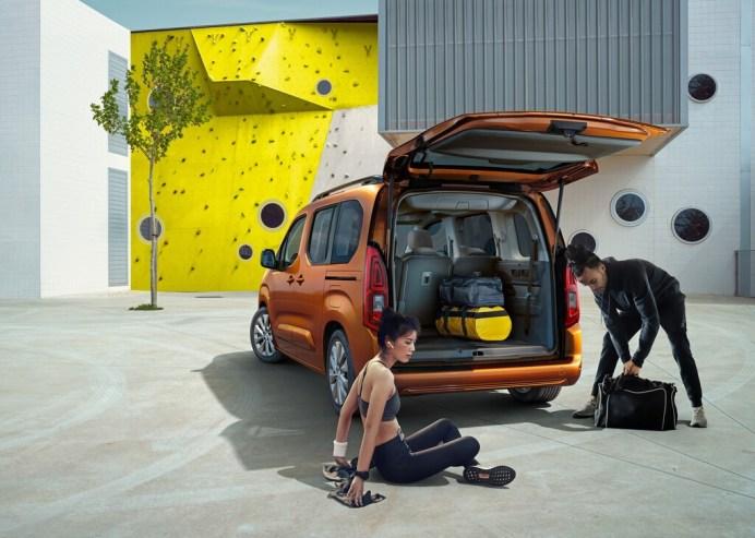 Opel Combo-e Life. Foto: Auto-Medienportal.Net/Opel