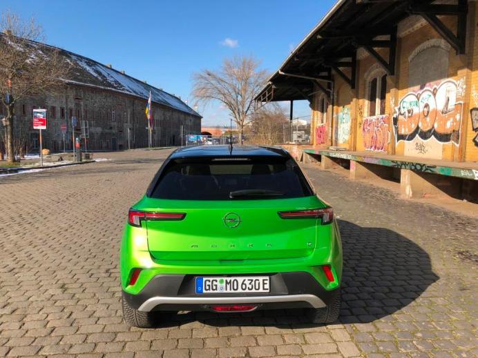 Opel Mokka-e © Klaus H. Frank