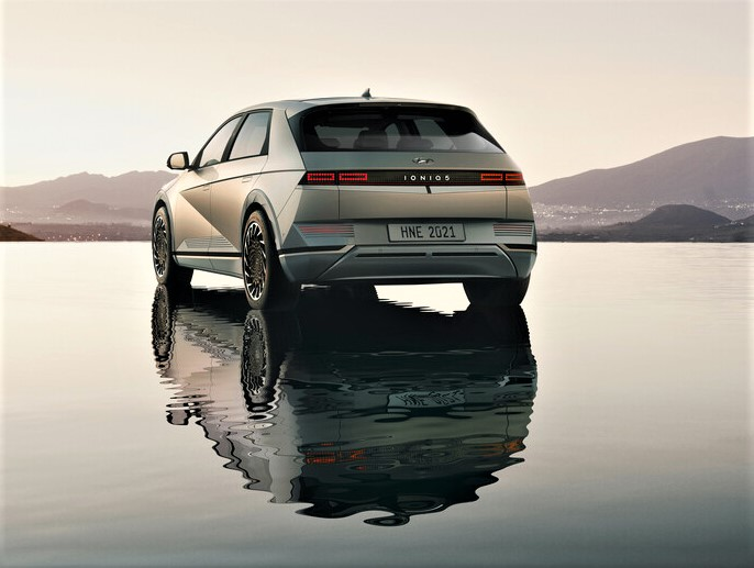 Ioniq 5. Foto: Auto-Medienportal.Net/Hyundai