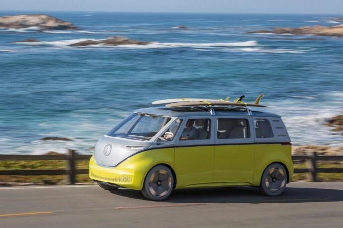 VW ID Buzz. Foto: Auto-Medienportal.Net/Volkswagen