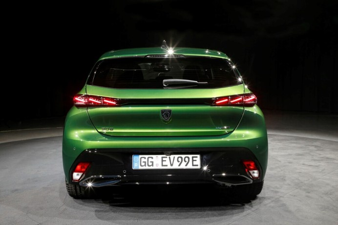 Peugeot 308. Foto: Auto-Medienportal.Net/Michael Kirchberger