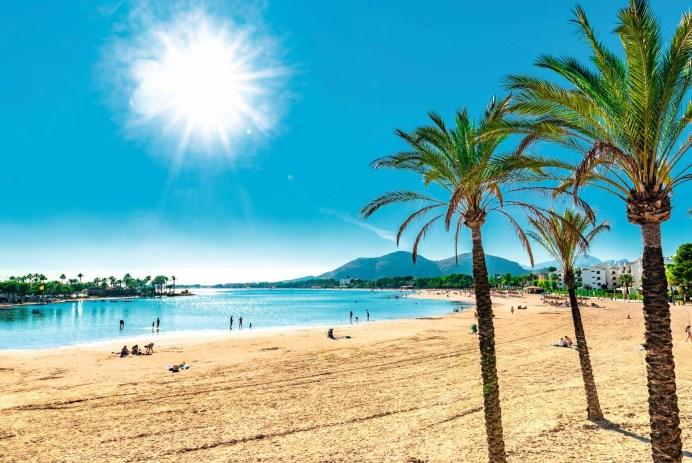 Strand von Alcudia. Foto: TUI
