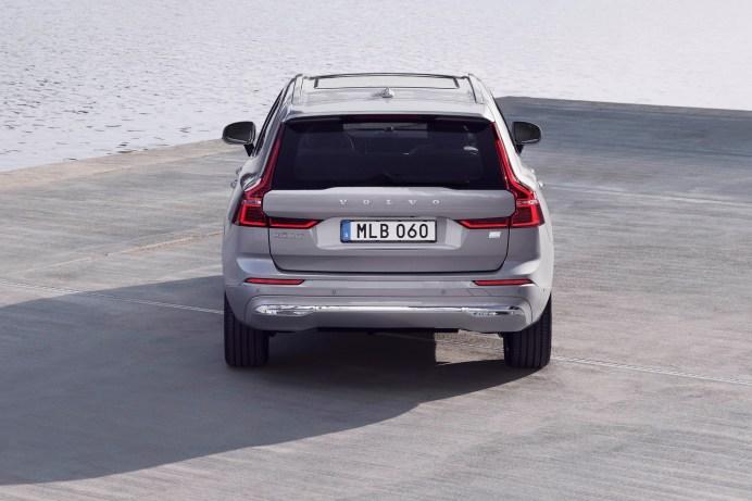 Die Produktion des neuen Volvo XC60 startet im Mai 2021. © Volvo