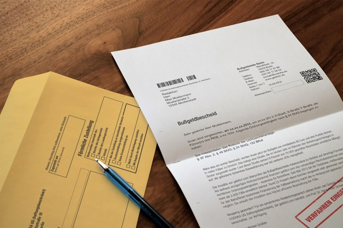 Wer sich nicht an die Verkehrsregeln hält, muss künftig mit einem deutlich höheren Bußgeld rechnen. © CODUKA GmbH