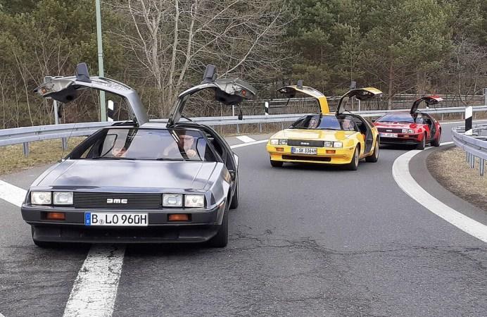 DeLorean DMC 12. Foto: Auto-Medienportal.Net/Axel F. Busse