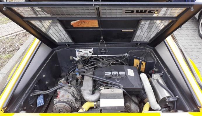 DeLorean DMC 12, Motor. Foto: Auto-Medienportal.Net/Axel F. Busse