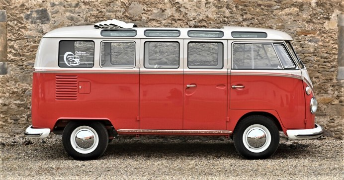 "VW Bulli ""Samba"" von 1965. Foto: Auto-Medienportal.Net/VWN"