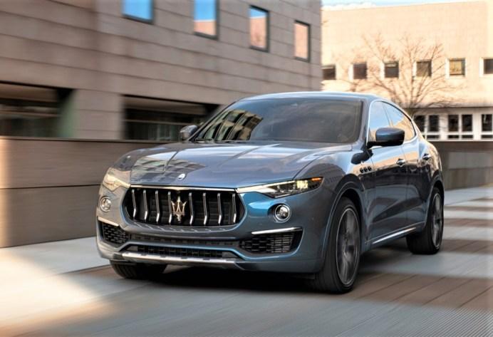 Die Fahrleistungen des Maserati Levante Hybrid sollen denen des V6-Benziners entsprechen, bei geringerem Verbrauch, so die Italiener. © Maserati