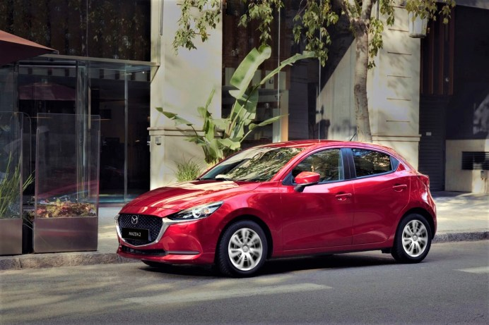 Mazda2 Sondermodell Ad´vantage © Mazda