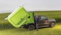 VW Amarok mit schwenkbarer Kabine von icc-offroad. Foto: Auto-Medienportal.Net/VWN