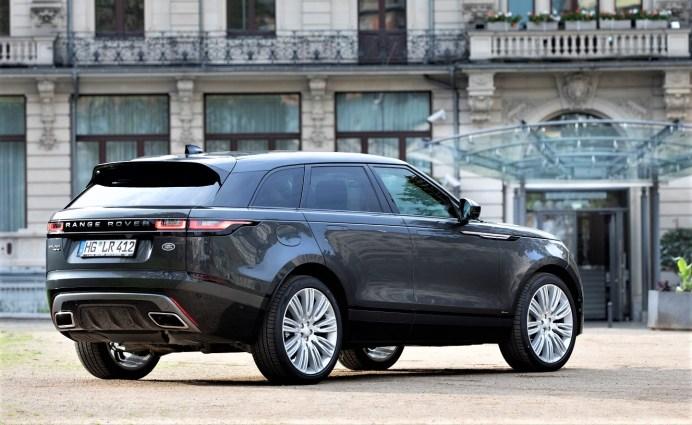 Im neuen Modelljahr erhält das Avantgarde-SUV aus Großbritannien unter anderem neue Antriebe mit Plug-in- oder Mild-Hybridtechnologie. © Jaguar Land Rover Deutschland GmbH