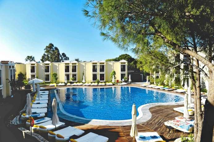 Der Relax-Pool des TUI Magic Life Clubs Belek. © TUI