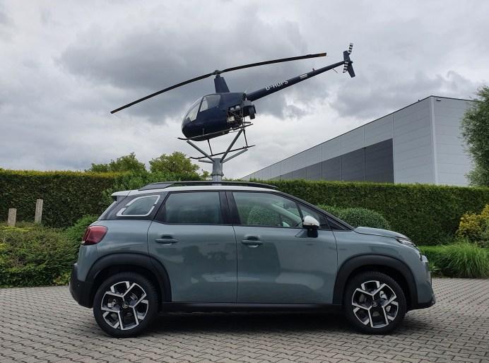 Citroen hat das Kompakt-SUV C3 Aircross aufgefrischt. © Jutta Bernhard / mid