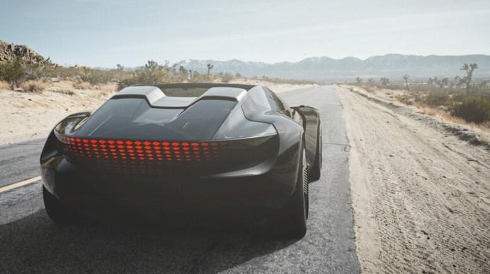 Audi Skysphere Concept. Foto: Autoren-Union Mobilität/Audi