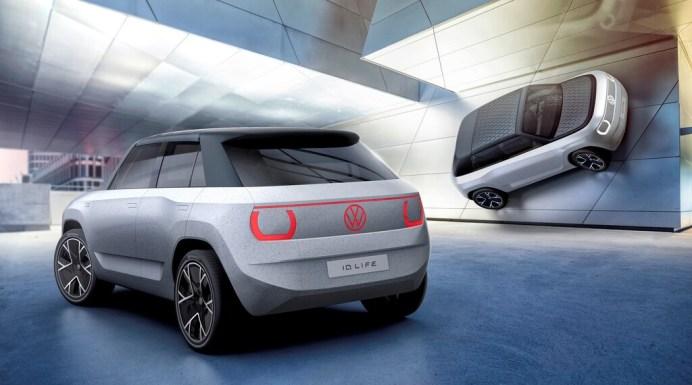 VW ID Life. Foto: Autoren-Union Mobilität/Volkswagen