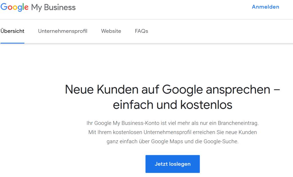 So einfach richten Sie ihenr Google my Business-Eintrag ein