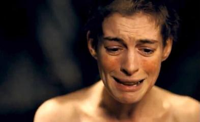 Anne Hathaway Les Mis