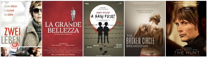 Auslandsfilm 2014