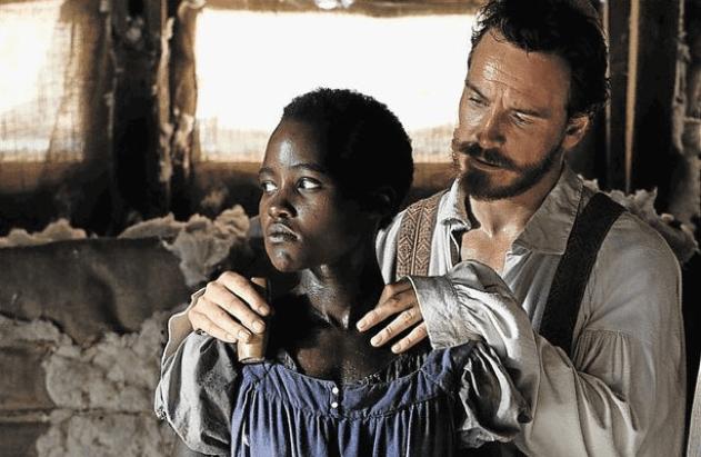 12 Years a Slave fassbender und Lupita