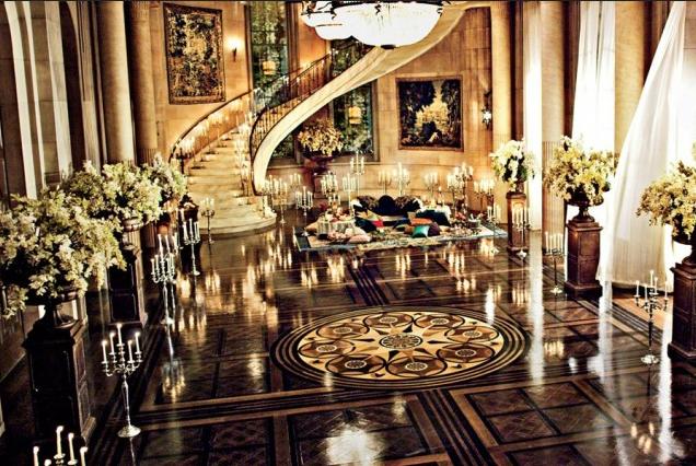 Gatsby Austattung