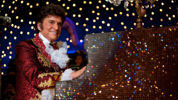 michael Douglas behind the candelabra