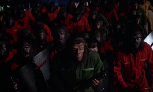 Eroberung vom Planet der Affen 1